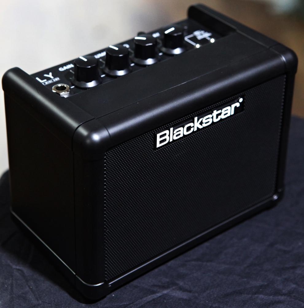 amplifiers blackstar fly 3 mini guitar amplifier combo. Black Bedroom Furniture Sets. Home Design Ideas