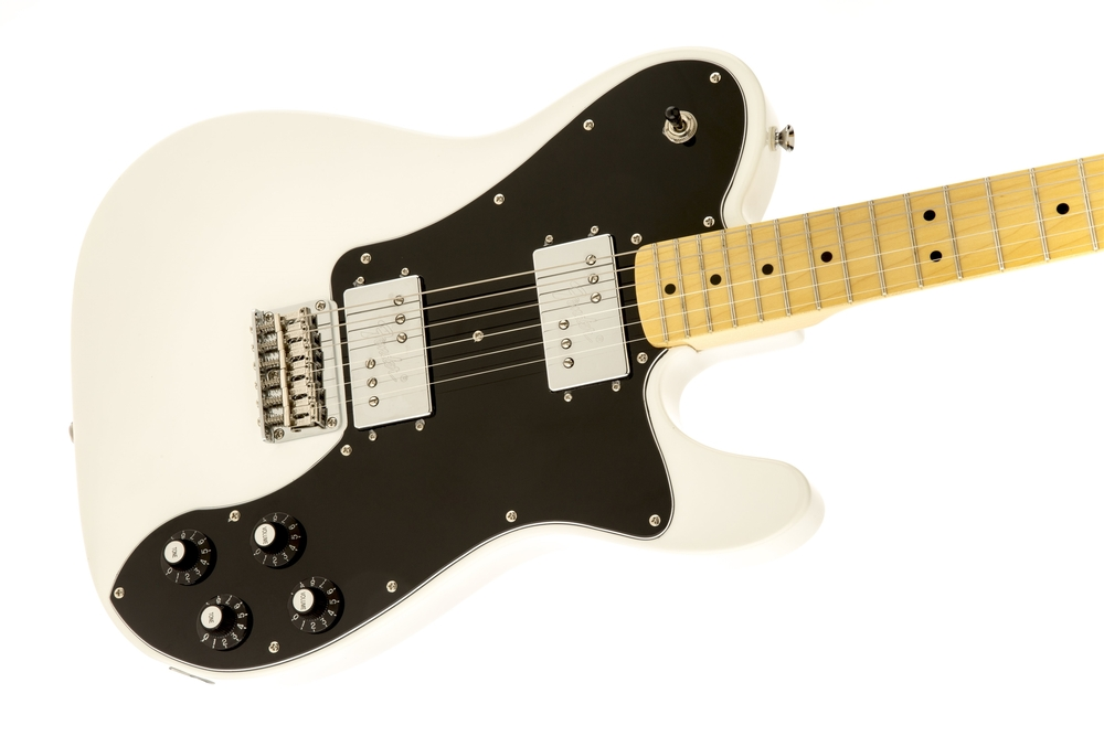 Guitars > Fender Squier Vintage Modified Telecaster Deluxe ...