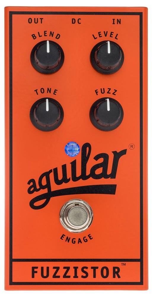 Aguilar: Fuzzistor | Reviews @ Ultimate-Guitar.com