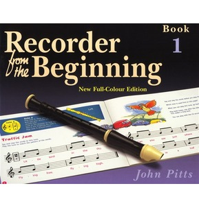 Recorder From The Beginning Book 1 Pupil's Book