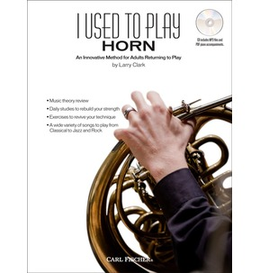 I Used to Play Horn (CD + MP3 Files)