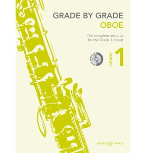 Grade By Grade for Oboe (Boosey & Hawkes) Grade 1