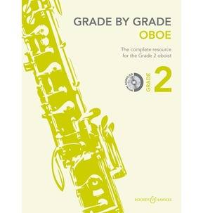 Grade By Grade for Oboe (Boosey & Hawkes) Grade 2