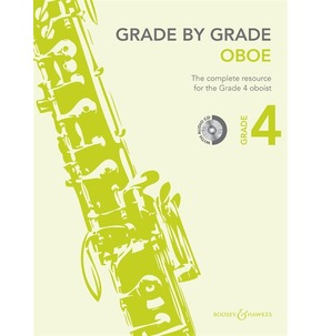 Grade By Grade for Oboe (Boosey & Hawkes) Grade 4