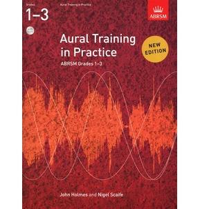 Aural Training In Practice 2011/CD Grades 1-3