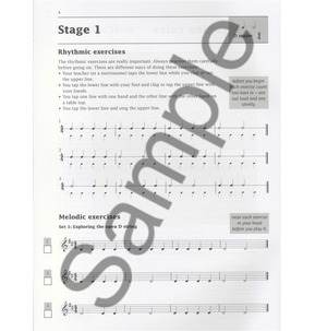 Improve Your Sight Reading Violin 2012 Grade 1