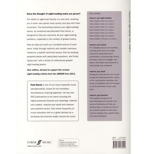 Improve Your Sight Reading Violin 2012 Grade 4