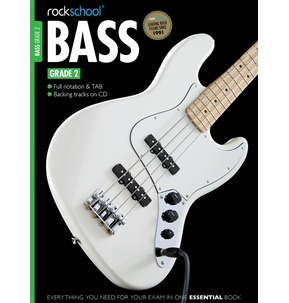 Rockschool Bass 2013+ Grade 2