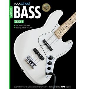 Rockschool Bass 2013+ Grade 3