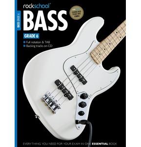 Rockschool Bass 2013+ Grade 6