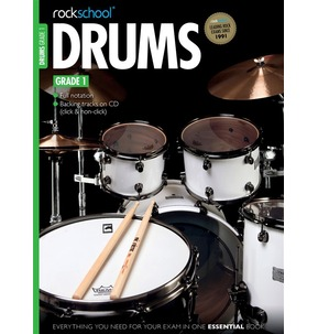 Rockschool Drums 2013+ Grade 1