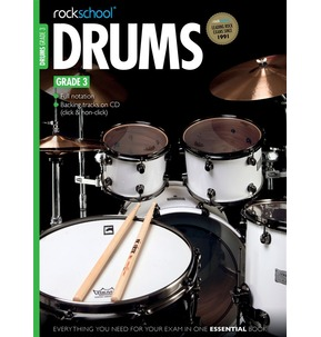 Rockschool Drums 2013+ Grade 3