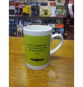 John Cage Centenary Mug by Faber Music