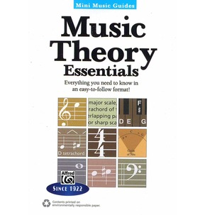 Mini Music Guides: Music Theory Essentials!