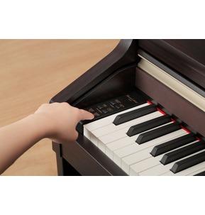 Kawai CA 17 Digital Piano Rosewood