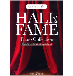Classic FM: Hall of Fame Piano Collection
