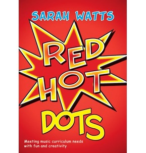 Red Hot Dots Student by Sarah Watts