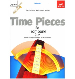 ABRSM Time Pieces For Trombone - Volume 2
