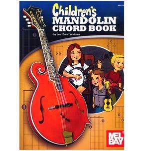 Mel Bay's Children's Mandolin Chord Book