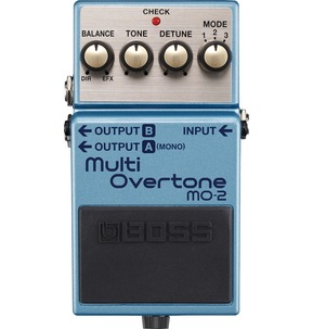 BOSS MO-2 Multi Overtone Electric Guitar Effects Pedal