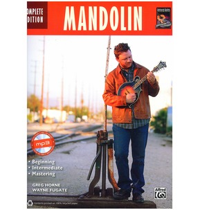 The Complete Mandolin Method with CD by Alfred Publishing