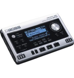 Boss BR80 Handheld Digital Recorder Micro BR