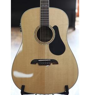 Alvarez ARD70E Artist Electro Acoustic Guitar, Natural B-Stock