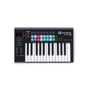 Novation LaunchKey 25 MKII MIDI Controller Keyboard