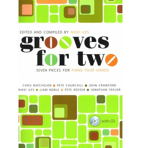 Grooves For Two - Seven Pieces For Piano Four-Hands