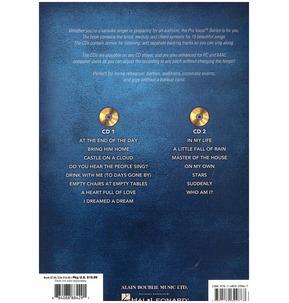 Pro Vocal Women/Men Edition Volume 11: Les Misérables