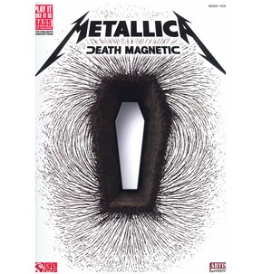 Metallica: Death Magnetic (Bass Tablature)