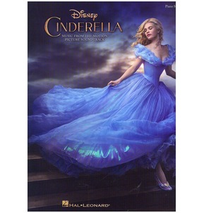 Cinderella: The Motion Picture Soundtrack (Piano Solo)