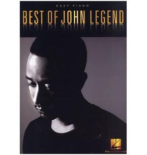 Best Of John Legend (Easy Piano)