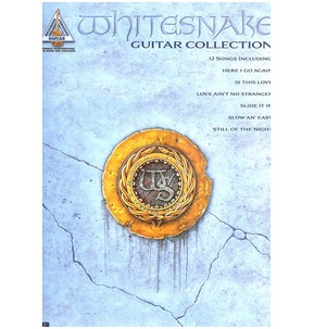 Whitesnake Guitar Collection: Guitar Recorded Versions