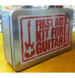 First Aid Kit For Electric Guitar