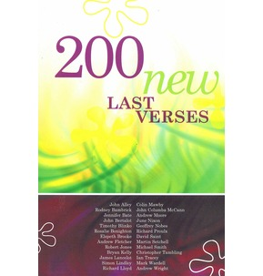 200 New Last Verses (Organ)