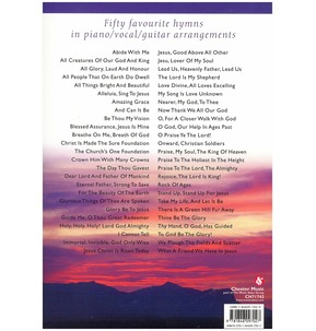 50 Favourite Hymns for Piano, Voice & Guitar