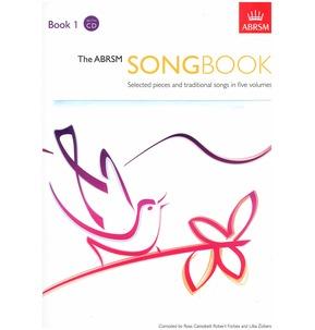 ABRSM Songbook - Book/CD Grade 1