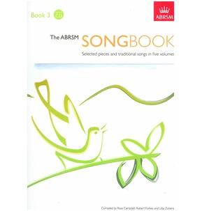 ABRSM Songbook - Book/CD Grade 3