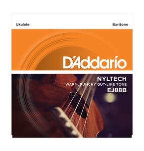 D'Addario EJ88B Nyltech Ukulele, Baritone Ukulele Strings