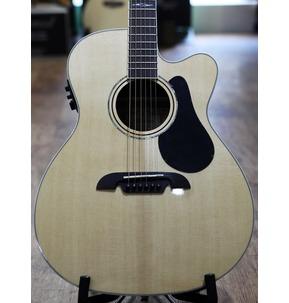 Alvarez AF70CE Artist Electro Acoustic Guitar, Natural