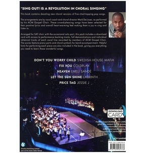 Sing Out! 5 Pop Songs For Today's Choirs - Book 3 (Book/Audio Download)