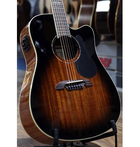 Alvarez AD66CESB Artist Electro Acoustic Guitar, Sunburst B-Stock