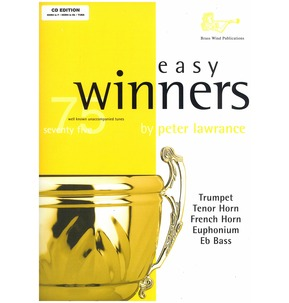 75 Easy Winners (Horn In F/Horn In Eb/Tuba)