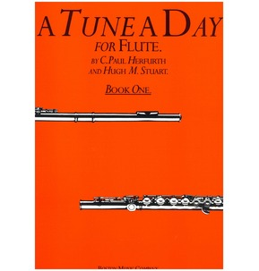 A Tune A Day For Flute: Book One