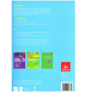 ABRSM: Piano Mix Book 3 (Grades 3-4)