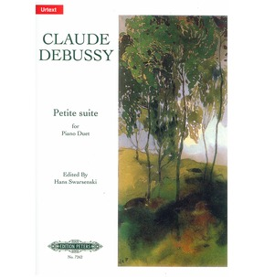 Debussy: Petite Suite for Piano Duet