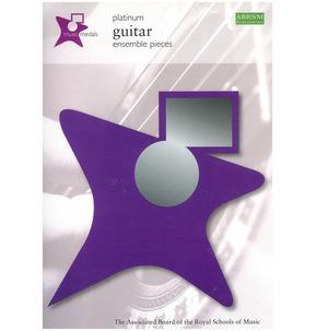 Music Medals - Guitar Ensemble Pieces Platinum - SALE