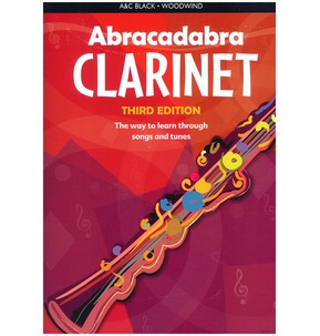 Abracadabra Clarinet - (Third Edition)