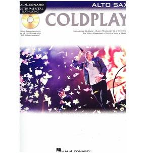 Alto Saxophone Play-Along: Coldplay